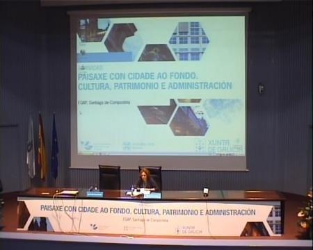 Rosario Alonso Ibáñez, directora xeral de Solo e Políticas Públicas Urbanas no Ministerio de Vivenda